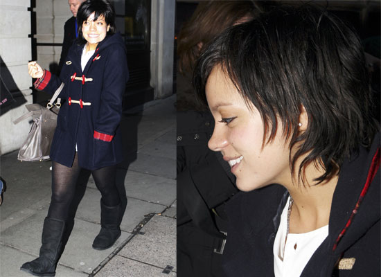 Photos Of Lily Allen Out Shopping In London, She's Spoken Out About Ruth Lorenzo and Diana Vickers On The X Factor