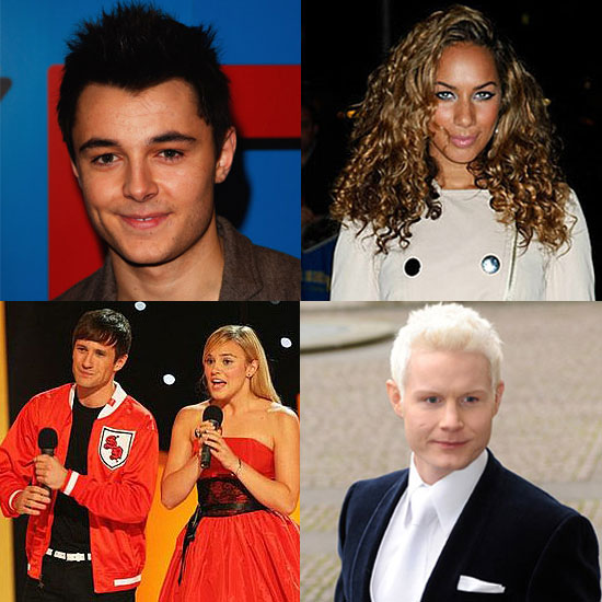 The X Factor Stars Leona Lewis, Leon Jackson, Same Difference and Rhydian Roberts Share Christmas Stories