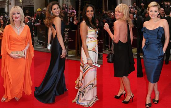 2008 Television Bafta Awards: Best Dressed
