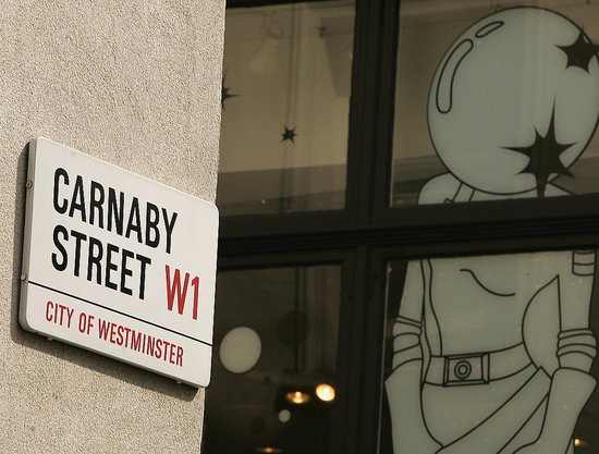 Save 20% at the Carnaby Street Shopping Event