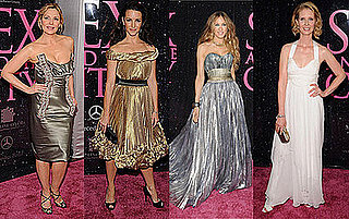 Sex and the City New York Premiere: Best Dressed