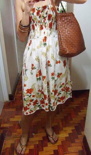 Look of the Day: Floaty Florals