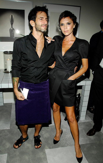 Freaky or Fabulous? Marc Jacobs in a Skirt