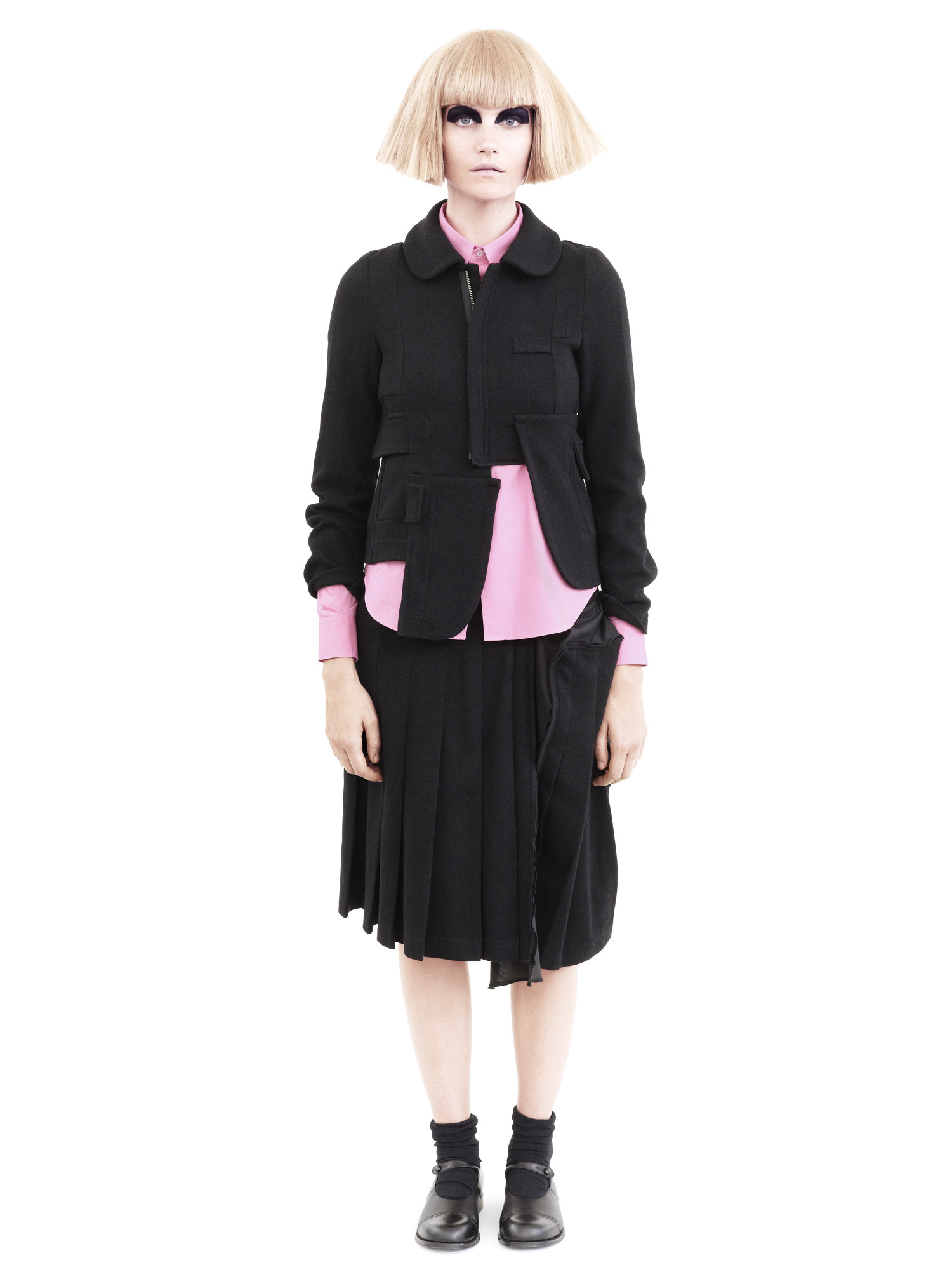Comme Des Garcons for H&M, Rei Kawakubo, | POPSUGAR Fashion UK