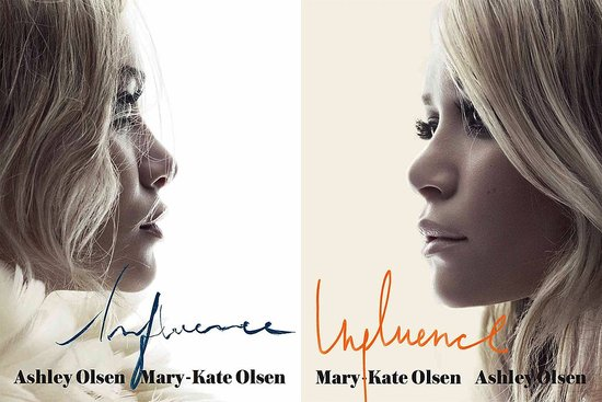 Fab Read: Influence by Ashley and Mary-Kate Olsen