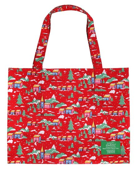 Cath Kidston for Tesco for Christmas 2008