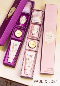 Paul & Joe Christmas Gift Set. Indulgent Beauty Christmas Holiday Shopping Buys
