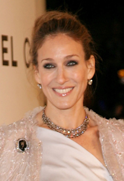 Photos of Sarah Jessica Parker's Winter Sparkle Perfume Collection for Christmas 2008