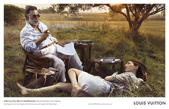 Sofia, Francis Ford Coppola's Louis Vuitton Journey Confirmed