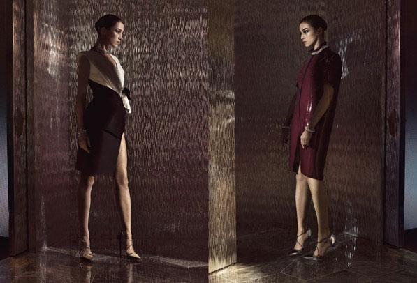 Charlotte Gainsbourg Stiffed by Balenciaga