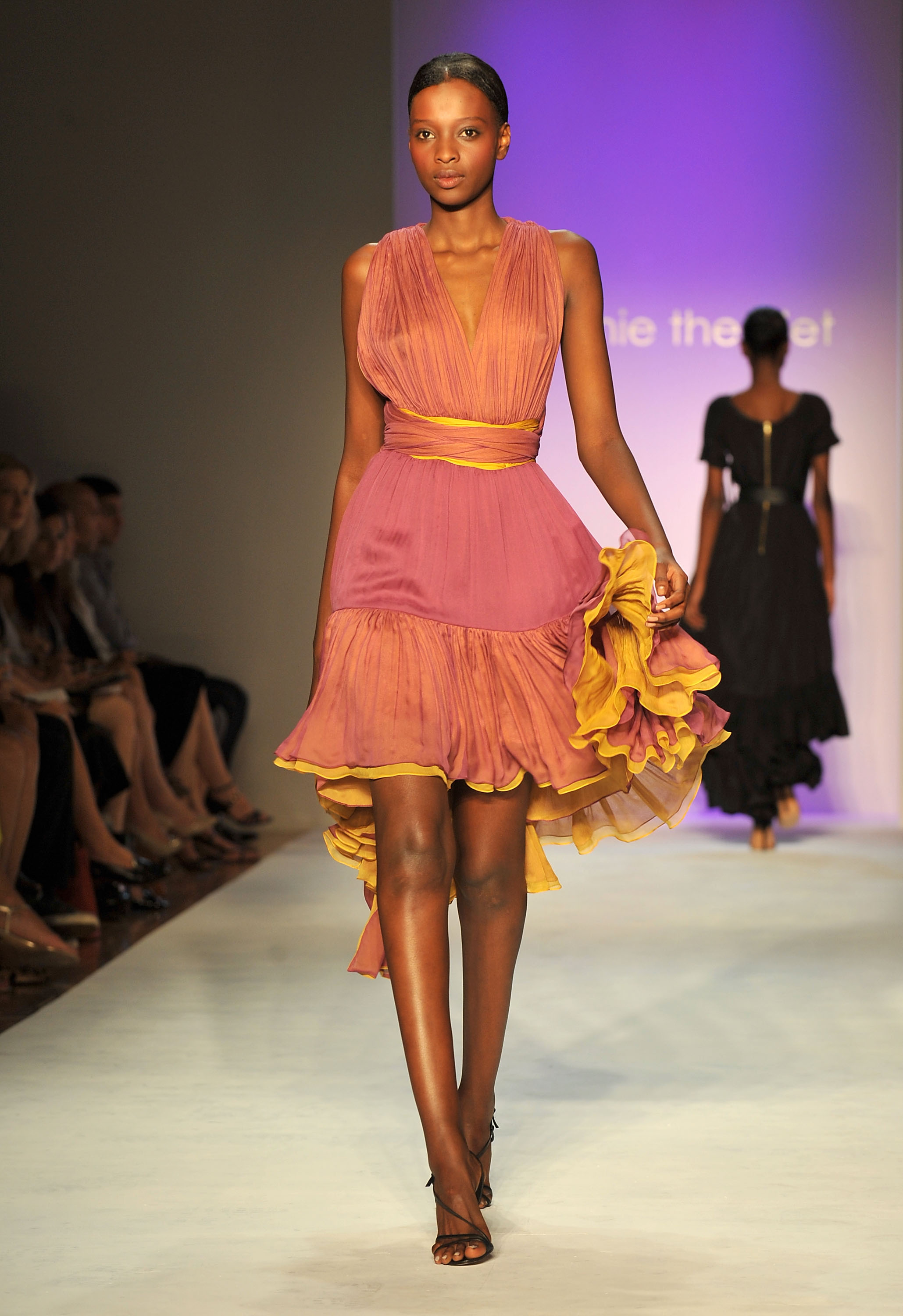 Sophie Theallet Thinks in Color for Spring 2009