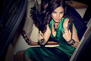Julia Restoin-Roitfeld Knows How to Accessorize for Fall 2008