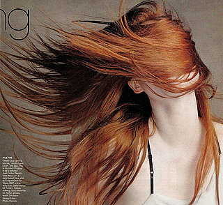 Coco Rocha Goes Red for Vogue (and Herself)