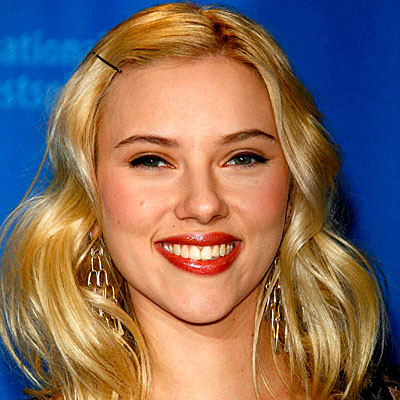 Scarlett Johansson - Get The Look Beauty Blog