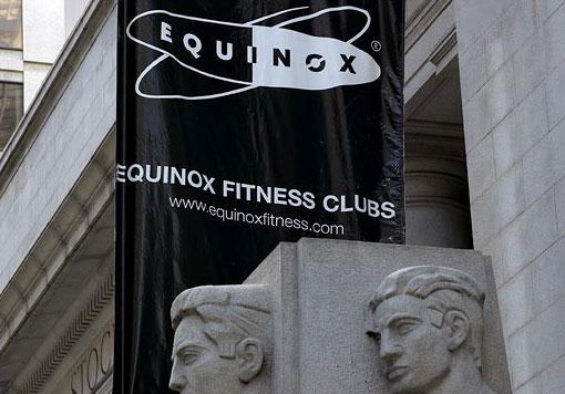 The Greening of Equinox Gym Chain