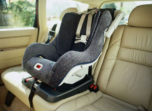 Who Installed Your Car Seat?