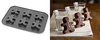Kiddie Soirée: Gingerbread Man Cakelets