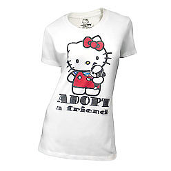 shop.sanrio.com - Hello Kitty Limited Edition Humane Society Tee