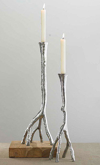 Steal of the Day: Viva Terra Bark Candlesticks