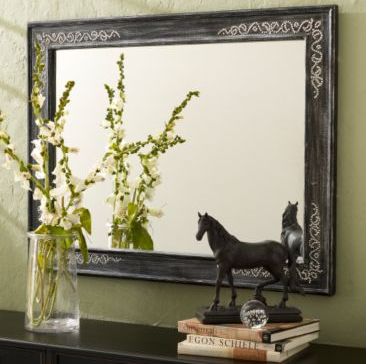 Do You Have a Mirror in Your Entry?