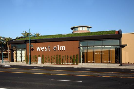 nice and new west elm 39 s eco storefront popsugar home. Black Bedroom Furniture Sets. Home Design Ideas