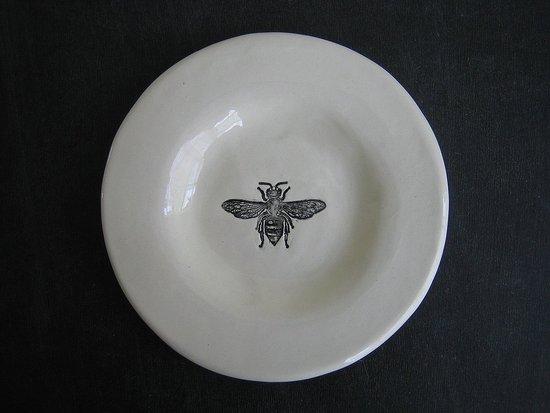 Etsy Find: Rae Dunn Little Bee Dish
