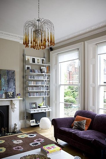 Get the Look:  Mary Portas's Brilliant Living Room