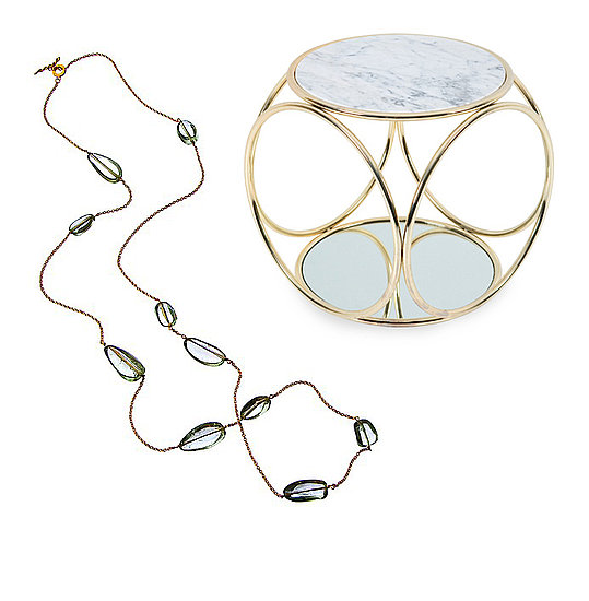 Inspired:  Dean Harris For Target Necklace