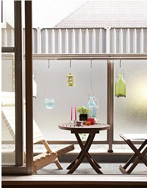 Roundup: Glass Lighting in the Garden