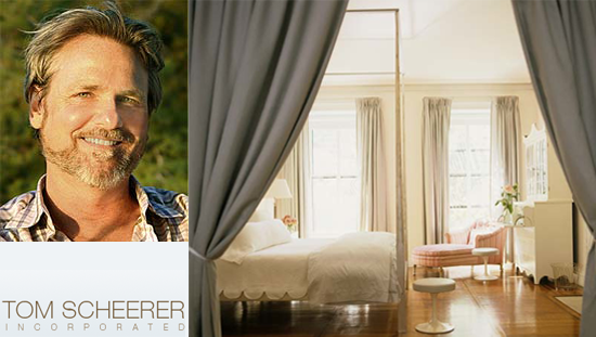 Designer spotlight tom scheerer popsugar home Tom scheerer house beautiful