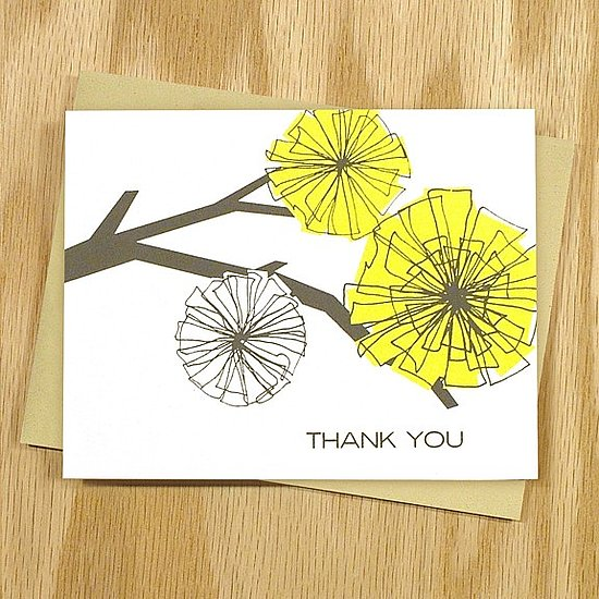 The Card Shop: Thank-You Cards From Two Trick Pony