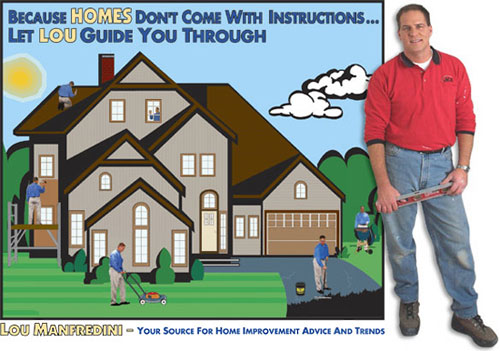 """Lou Manfredini, """"Ace Hardware's Helpful Hardware Man,"""" Answers Heating Questions"""