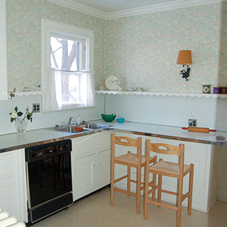 Before and After: A Bold Kitchen Makeover