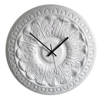 Desire/Acquire: Ceiling Medallion Clock