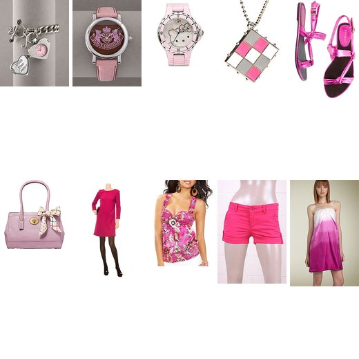 Pink style-Mine