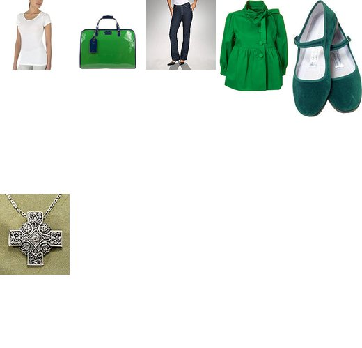 My St. Patrick's Day Choices