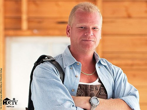 Makin' It Right With Mike Holmes and Brad Pitt