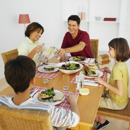 Dear Poll: Did You Eat as a Family Growing Up?