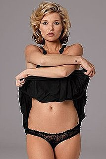 Kate Moss Designs A Lingerie Line With Topshop