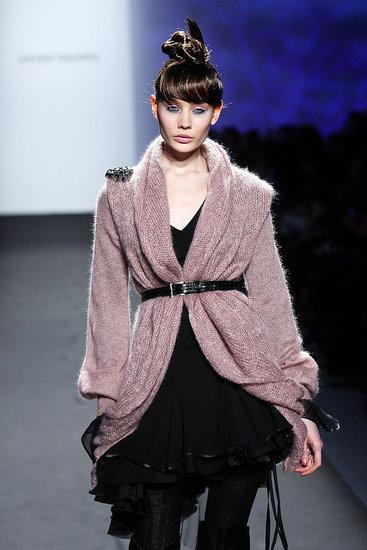 New York Fashion Week Trend Alert: Strategic Sparkles
