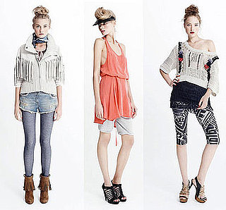 A Sneak Peek at Topshop's Spring Collections