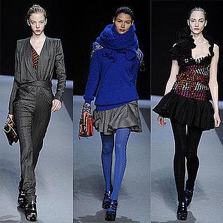 2009 Fall Paris Fashion Weel: Emanuel Ungaro