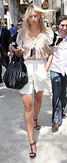 Celeb Style: Maria Sharapova