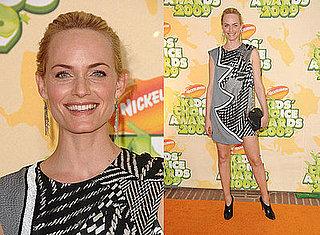 Kids' Choice Awards: Amber Valletta