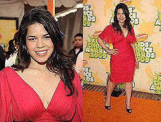 Kids' Choice Awards: America Ferrera