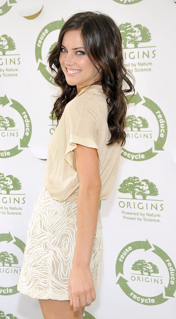 This Week's Fab Favorite: Jessica Stroup