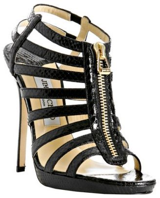 The Look For Less: Jimmy Choo Glenys Sandal