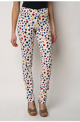 Cheap Monday Polka Dot Tight Jeans: Love It or Hate It?