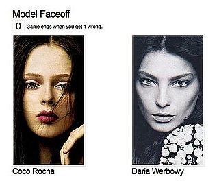 FabSugar Supermodel Game/Quiz