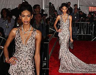 The Met's Costume Institute Gala: Chanel Iman